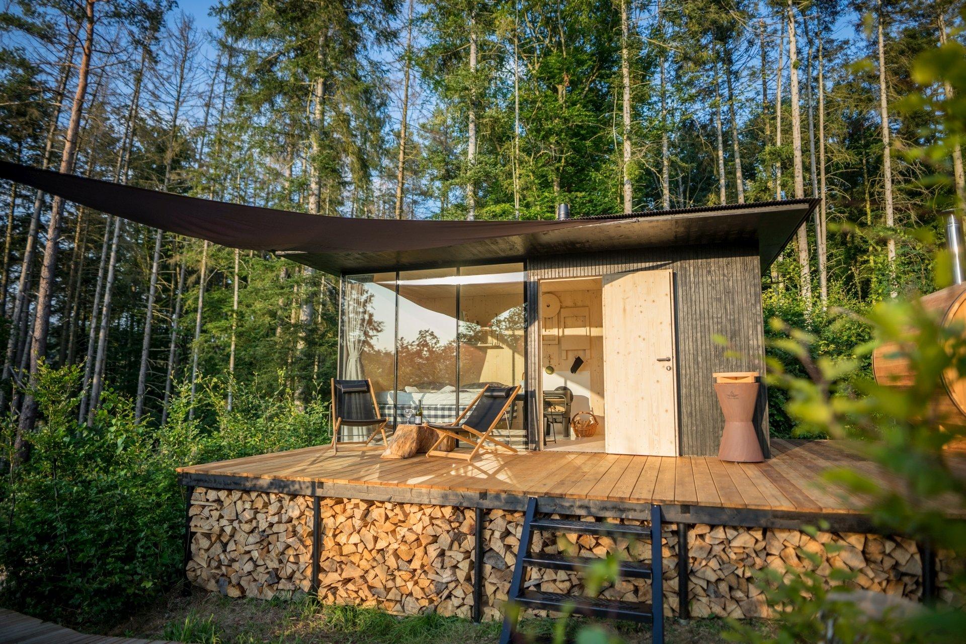 Paseca - ubytování v přírodě